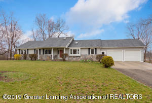 Property for sale at 881 E Braden Road, Perry,  Michigan 48872
