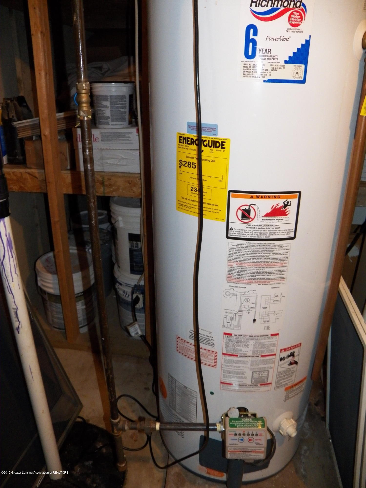 5723 Westminster Way - hot water heater - 27