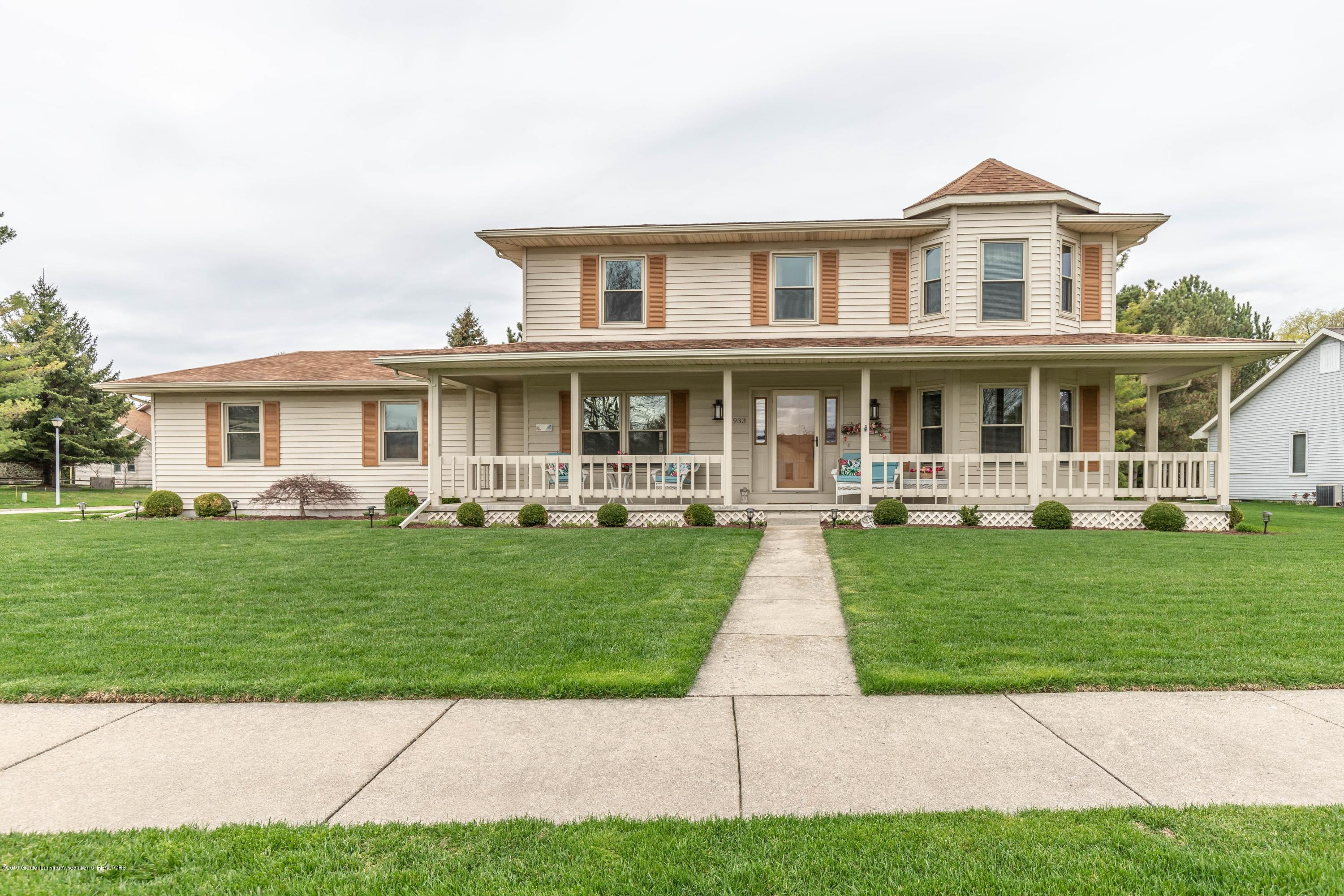 3933 Dayspring Ct - Front - 1