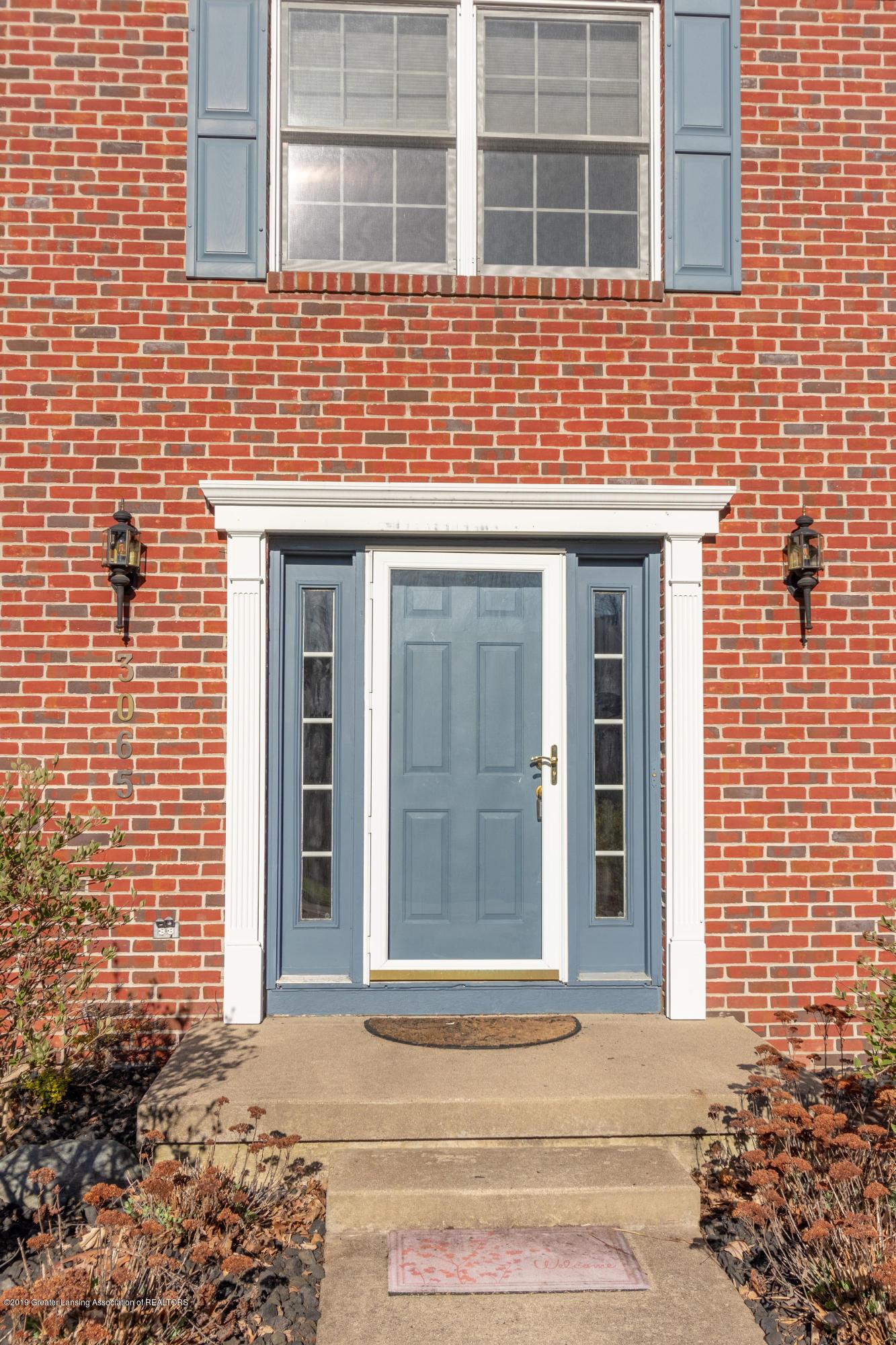 3065 Summergate Ln - Front Entrance - 4