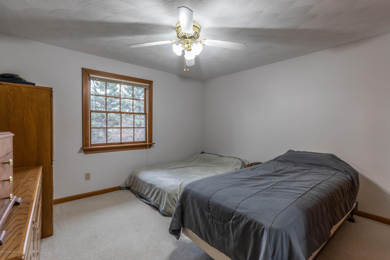 6465 W Maple Rapids Rd - Bedroom 3 - 22