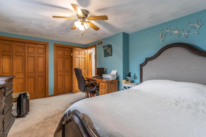 6465 W Maple Rapids Rd - Master bedroom - 17