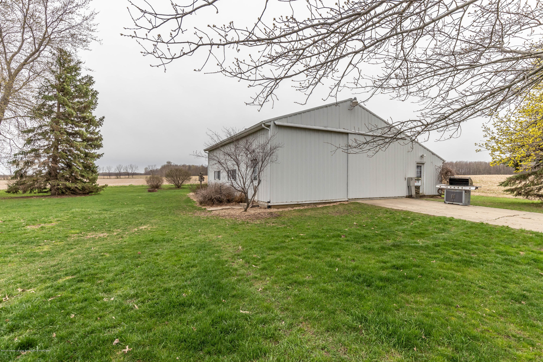 6465 W Maple Rapids Rd - Pole barn - 38