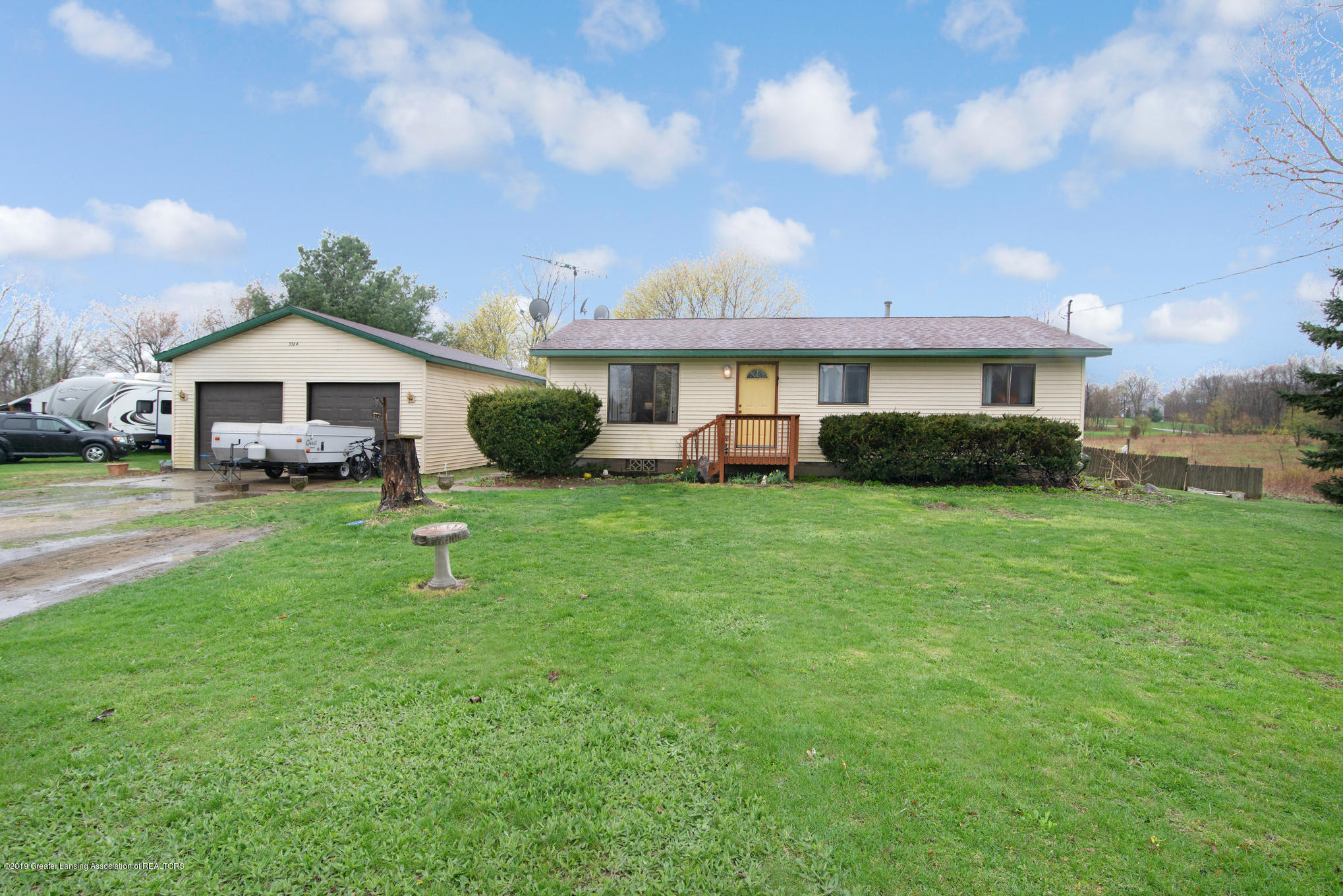 3364 S Waverly Rd - Front - 1
