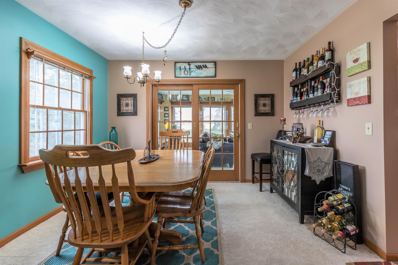 6465 W Maple Rapids Rd - Dining area - 12