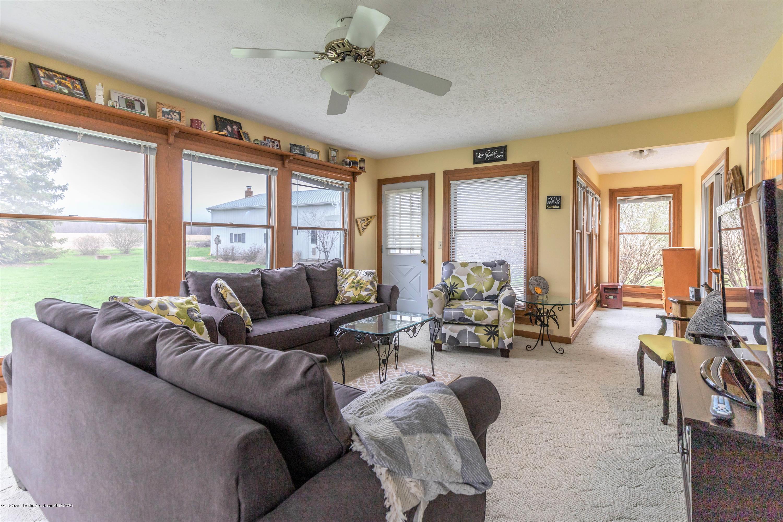 6465 W Maple Rapids Rd - Sunroom - 14