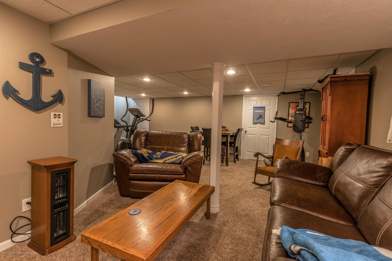 6465 W Maple Rapids Rd - Lower level - 24