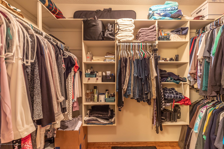 6515 N Scott Rd - Walk-in Closet - 15