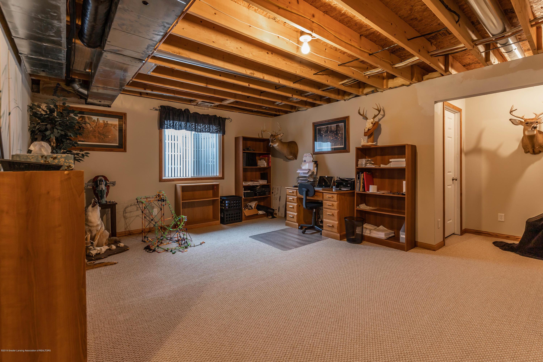 6515 N Scott Rd - Lower Level Family Room - 21