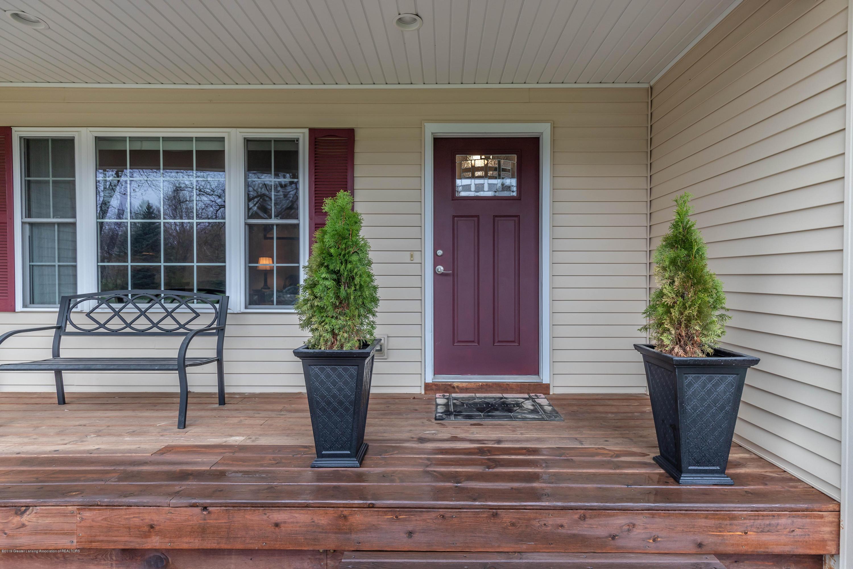 6515 N Scott Rd - Front Porch - 2
