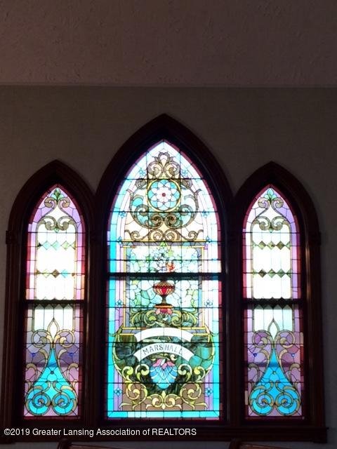 6505 N Scott Rd - Stained Glass - 23