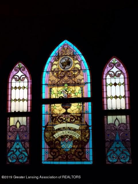 6505 N Scott Rd - Stained Glass - 24