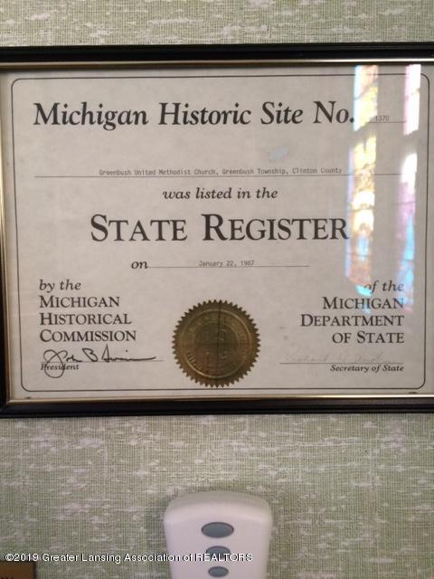 6505 N Scott Rd - Registered Historic Site - 28