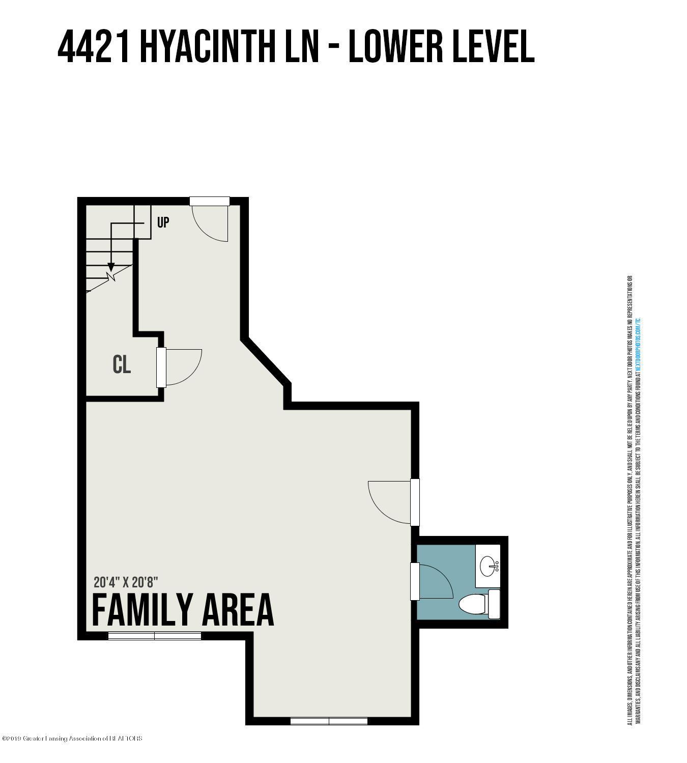 4421 Hyacinth Ln - Lower Level - 20