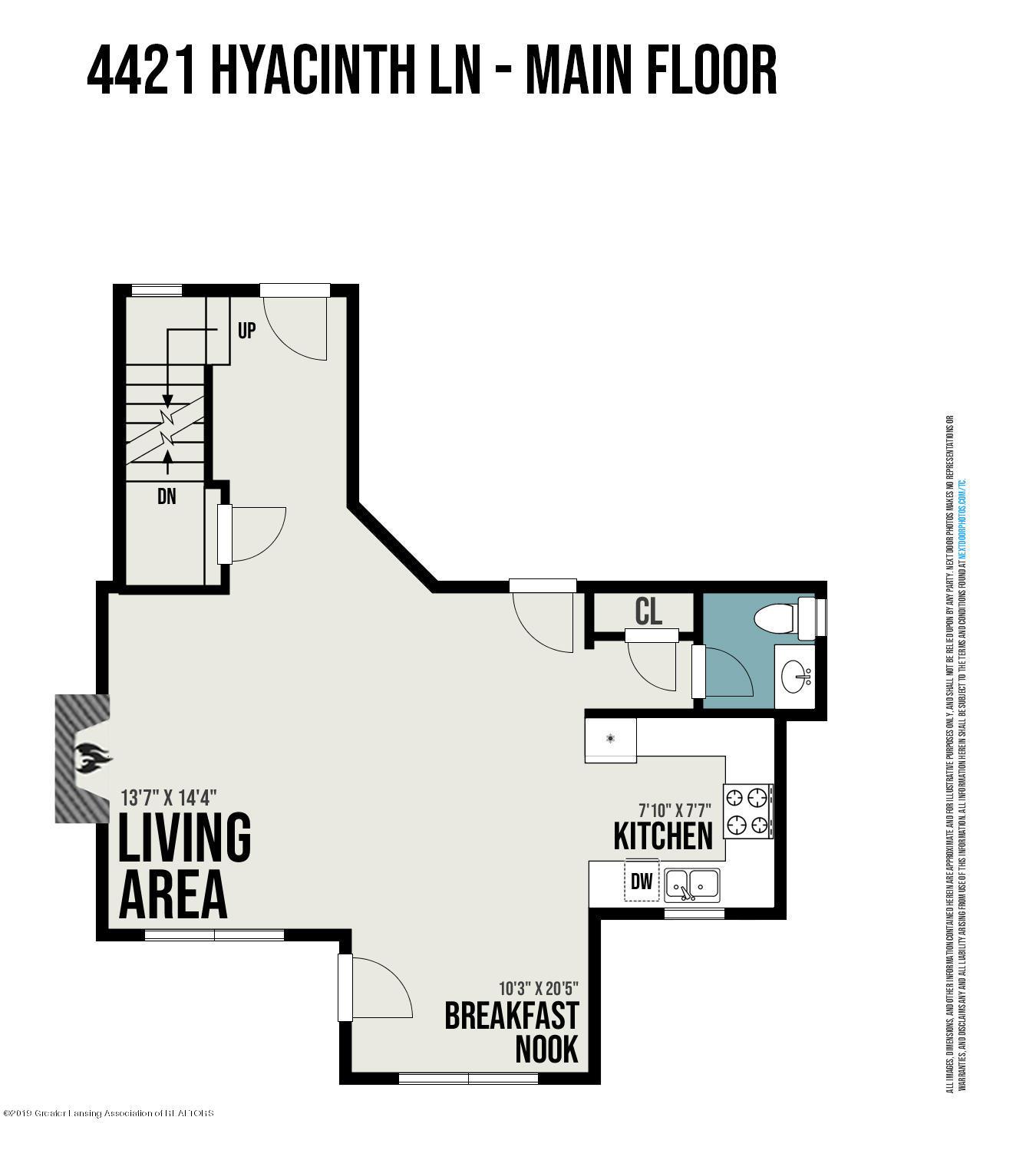 4421 Hyacinth Ln - Main Floor - 21