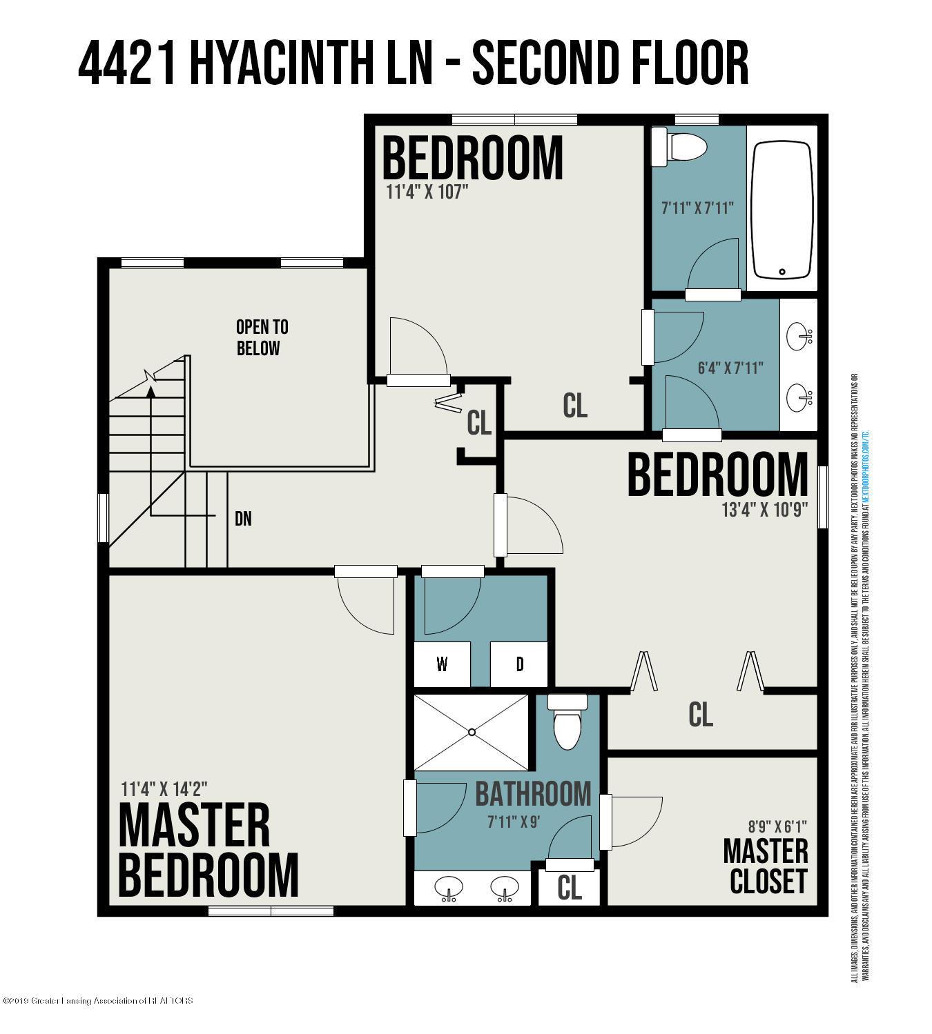 4421 Hyacinth Ln - Second Floor - 22