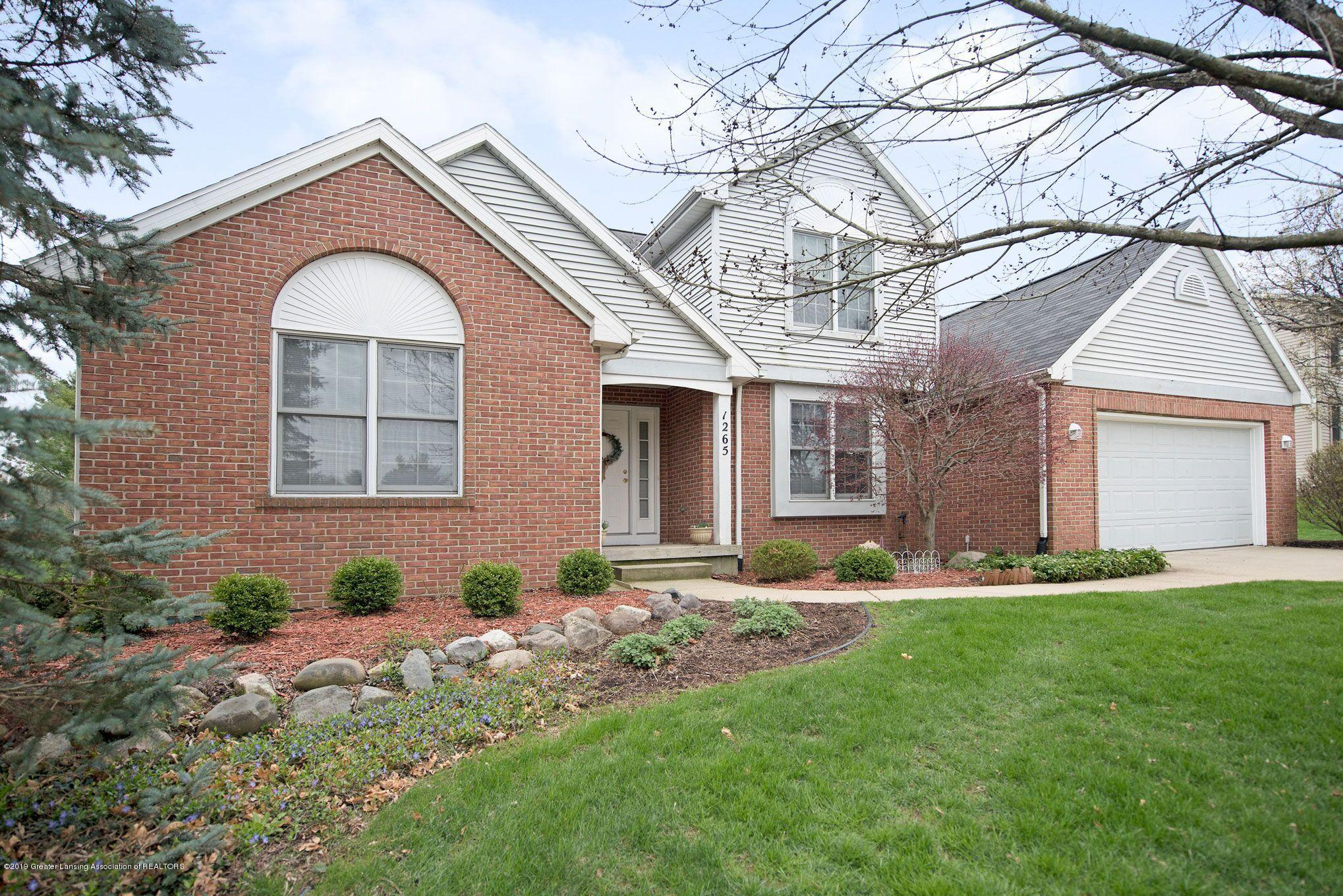 1265 Sweetwood Dr - Front - 3