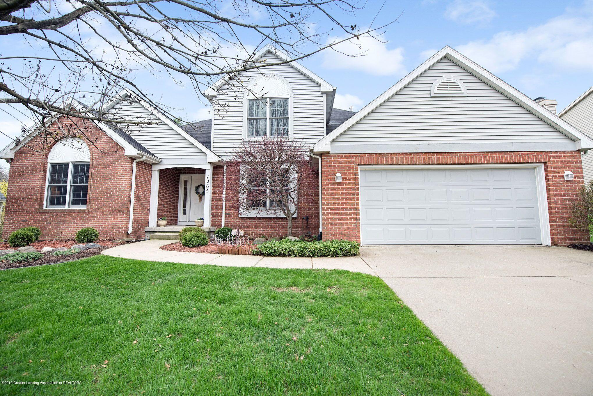 1265 Sweetwood Dr - Front - 2