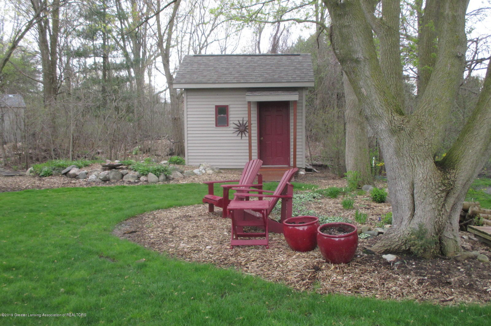 223 Wedgewood Dr - 30 Shed - 30