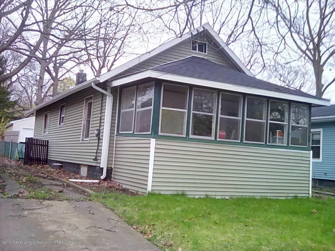 1129 S Holmes St - 1129 S Holmes Front - 1