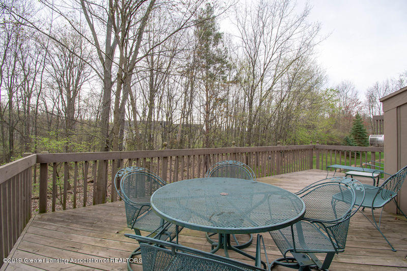 5258 E Hidden Lake Dr - Deck - 39