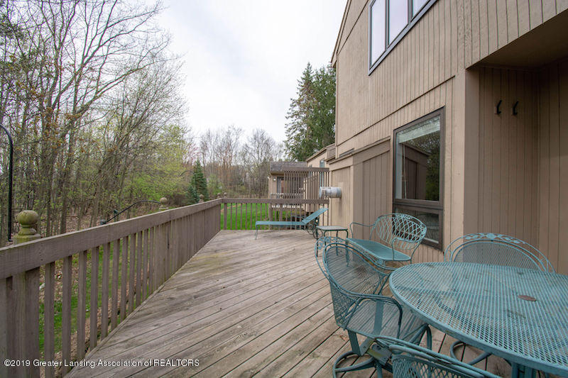 5258 E Hidden Lake Dr - Deck - 40