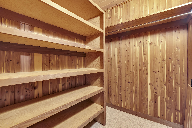 4702 Huron Hill Dr - Cedar Closet - 30