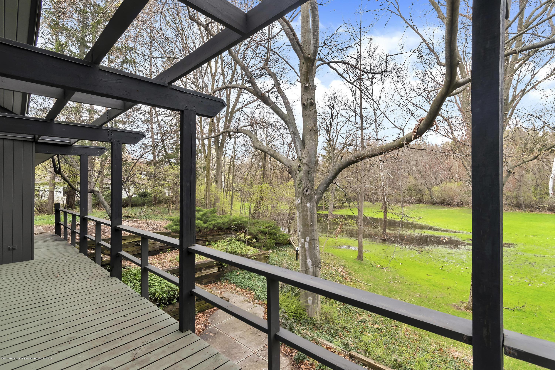 4702 Huron Hill Dr - View toward Red Cedar River - 45
