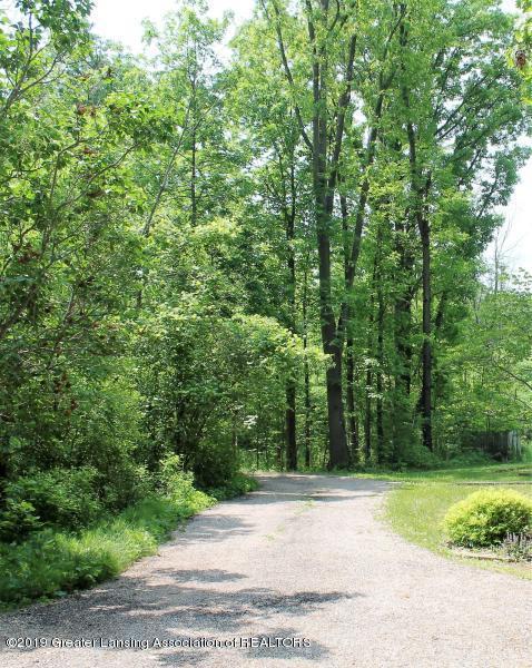12895 Eaton Rapids Rd - Driveway - 5