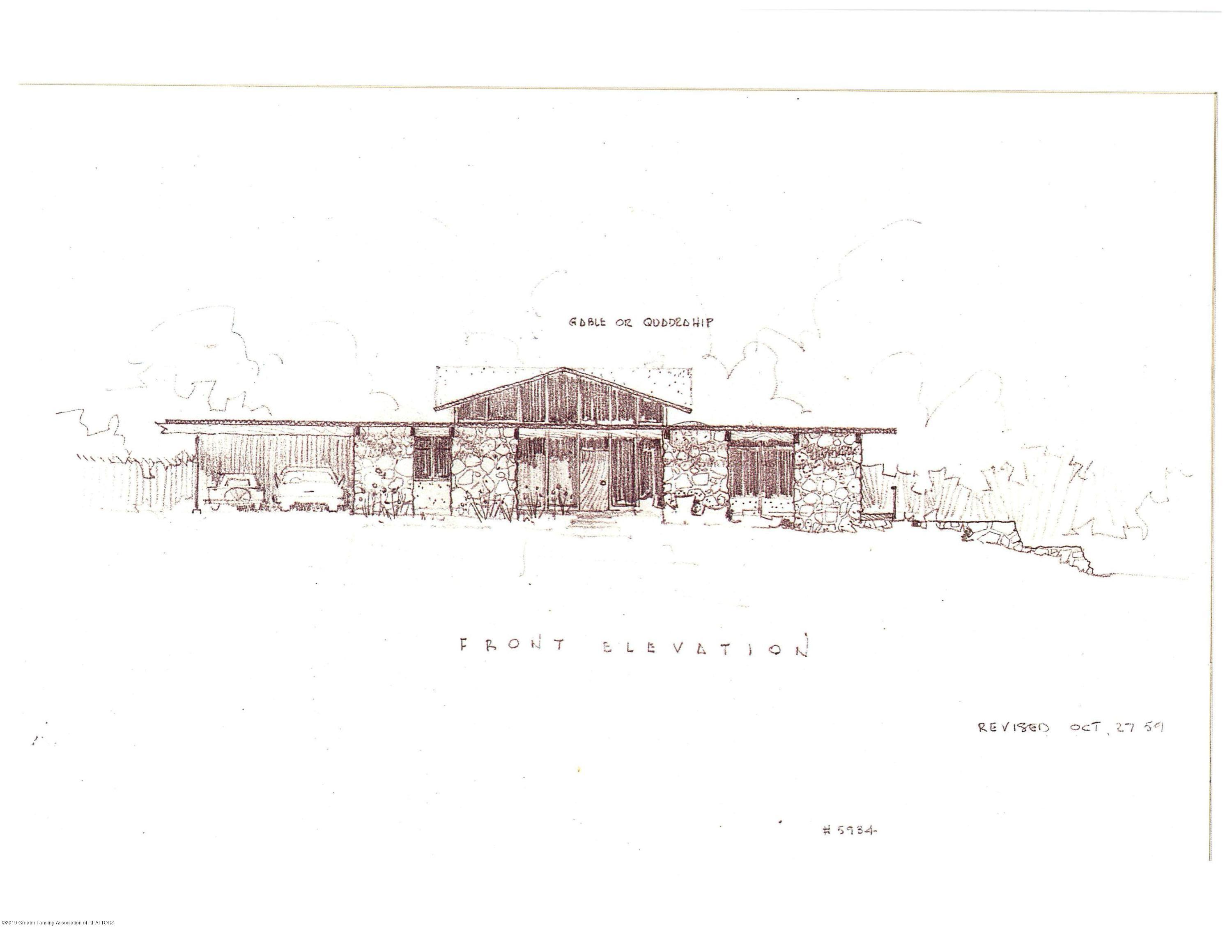 4702 Huron Hill Dr - Architect rendering - 3