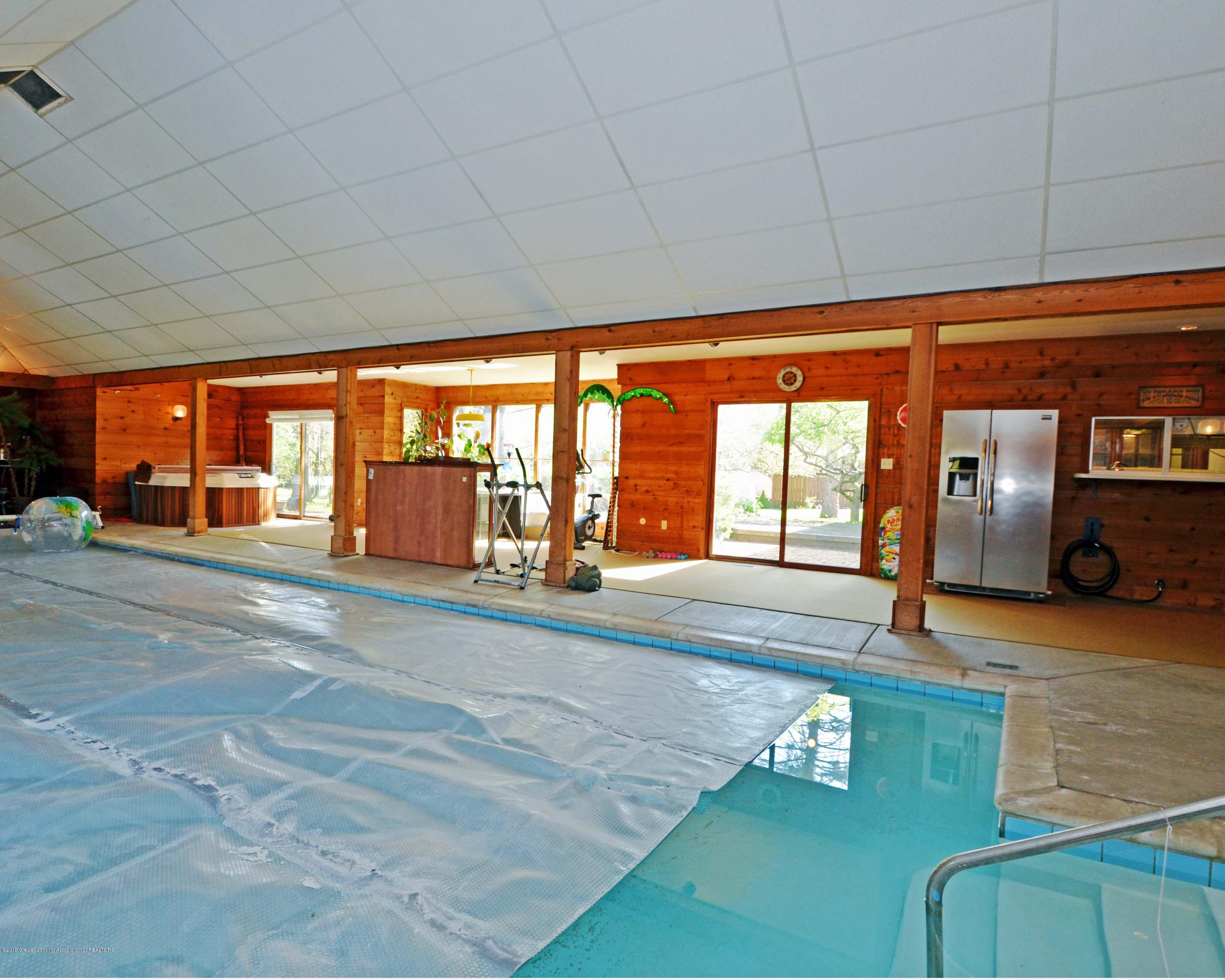 4711 Arapaho Trail - 24Indoor Pool to Patio - 16