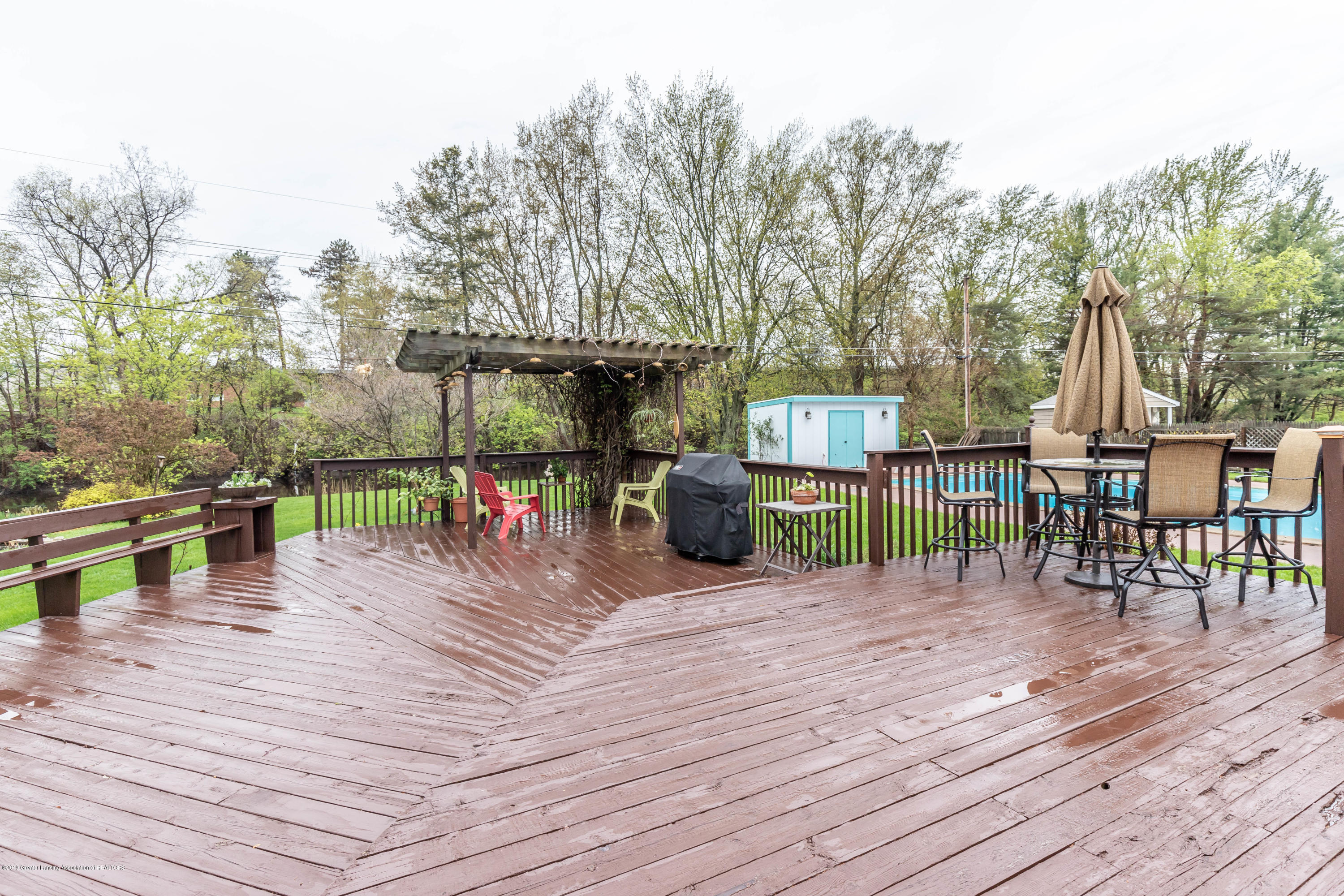 2170 Lagoon Dr - Deck area - 33