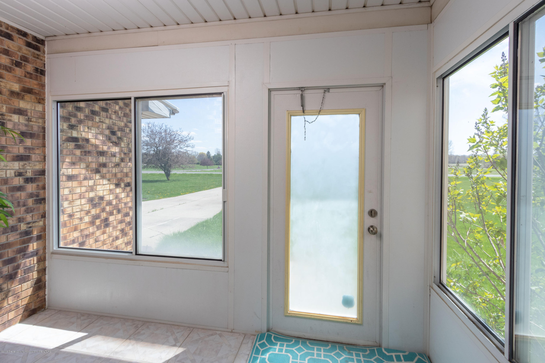 415 Holt Rd - Inside enclosed front porch - 11