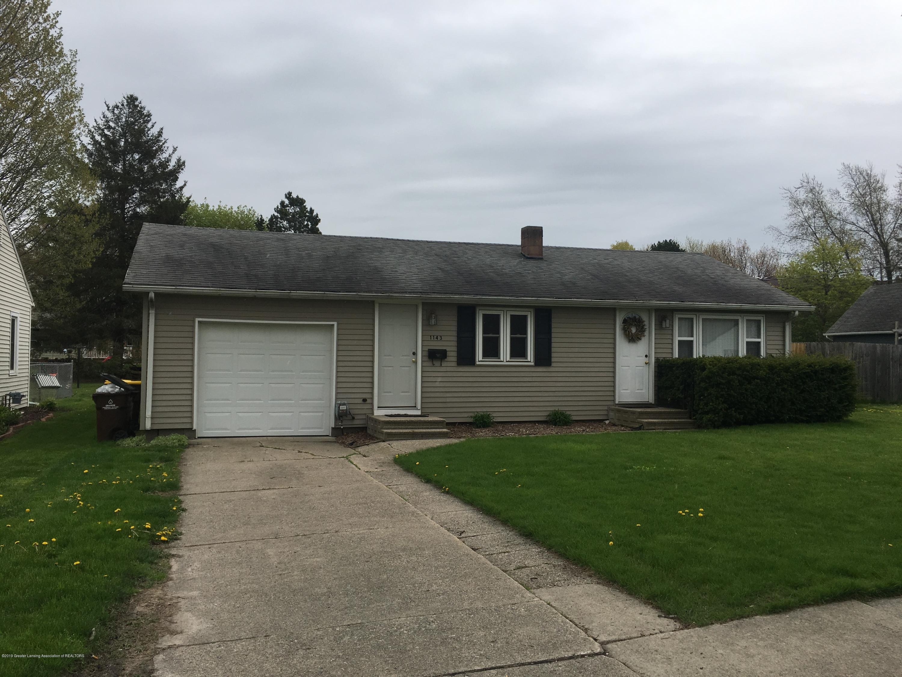 1143 Degroff St - front of house - 1