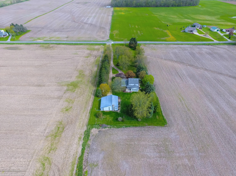 6465 W Maple Rapids Rd - Aerial - 48