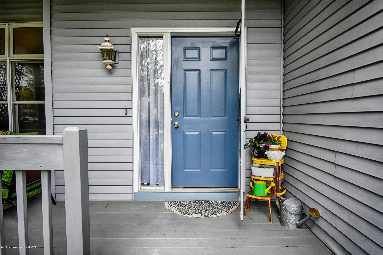 2417 Bush Gardens Ln - Front Door - 4