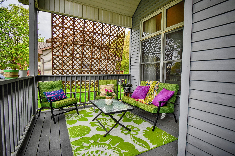 2417 Bush Gardens Ln - Front Porch - 5