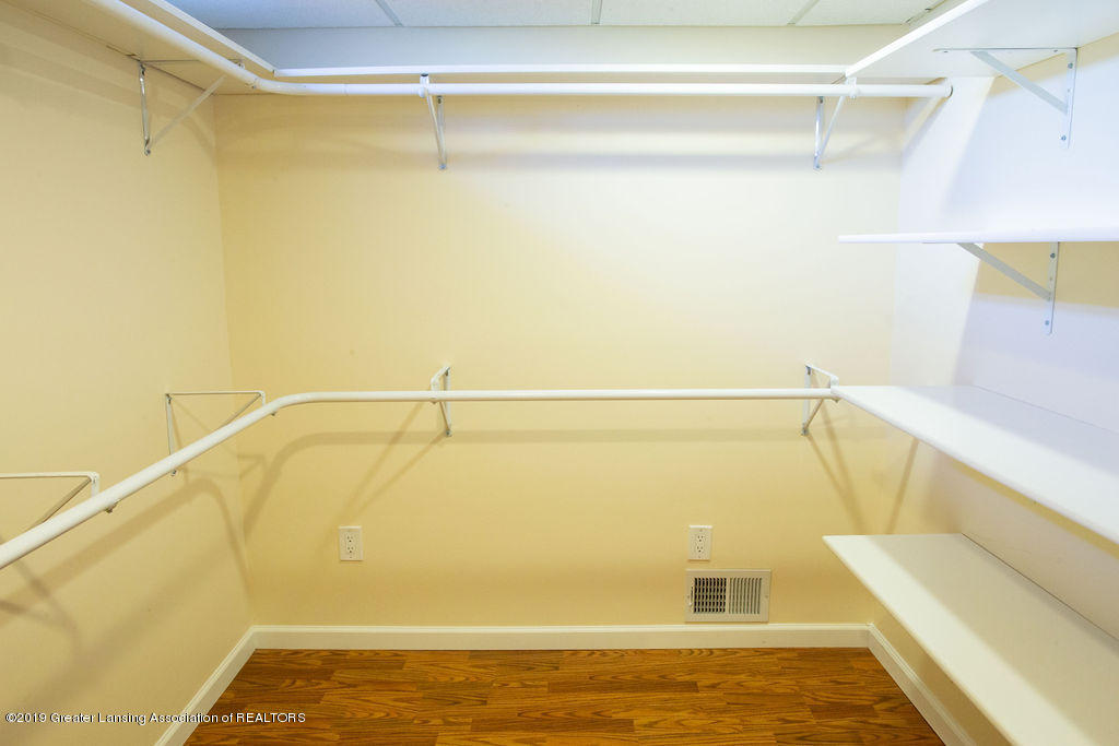 12953 W State Rd - Walk-in Closet in Basement - 23