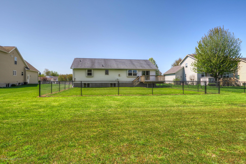 5794 MacMillan Way - Fenced In Yard - 17