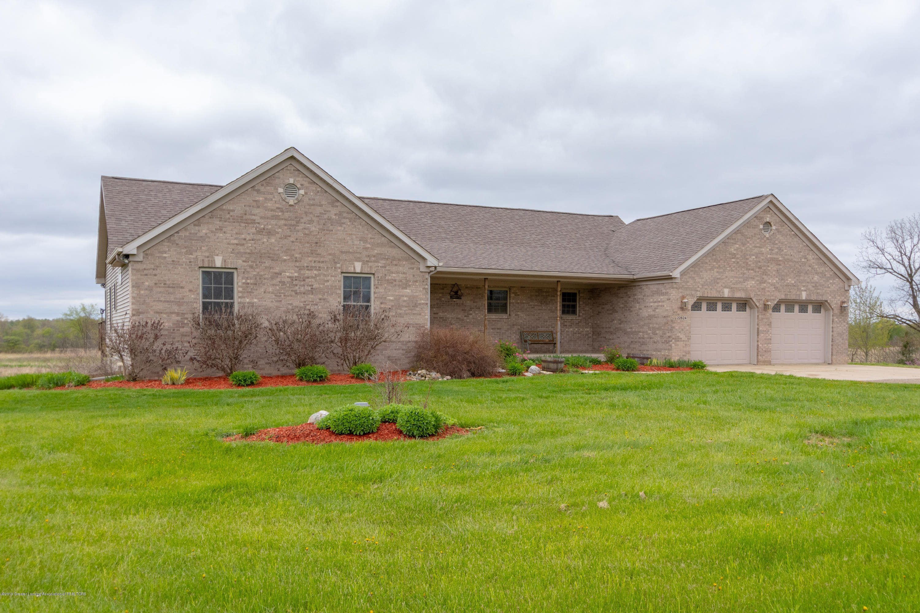 22624 24 Mile Rd - Front - 1