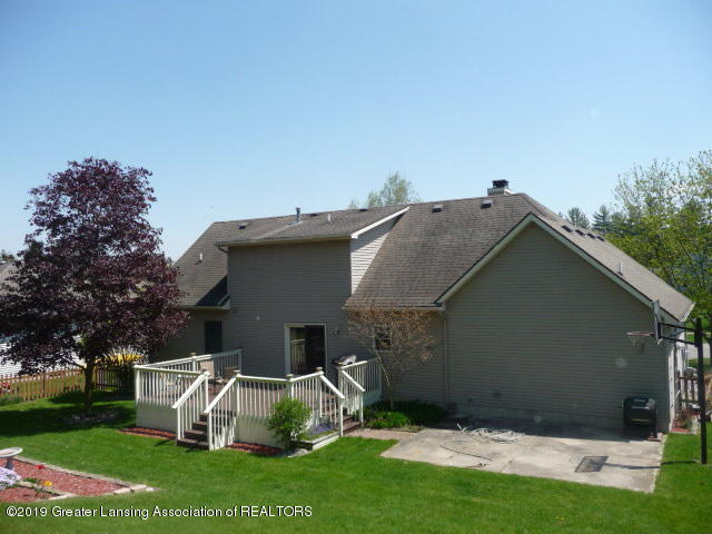 11861 Shady Pines Dr - Back Yard - 18