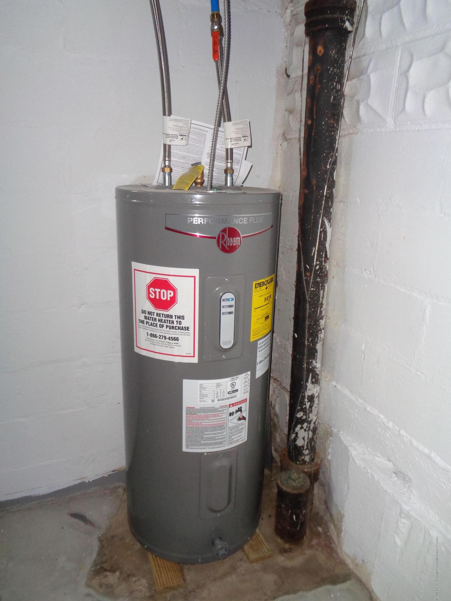 3522 N Aurelius Rd - aurelius water heater - 21