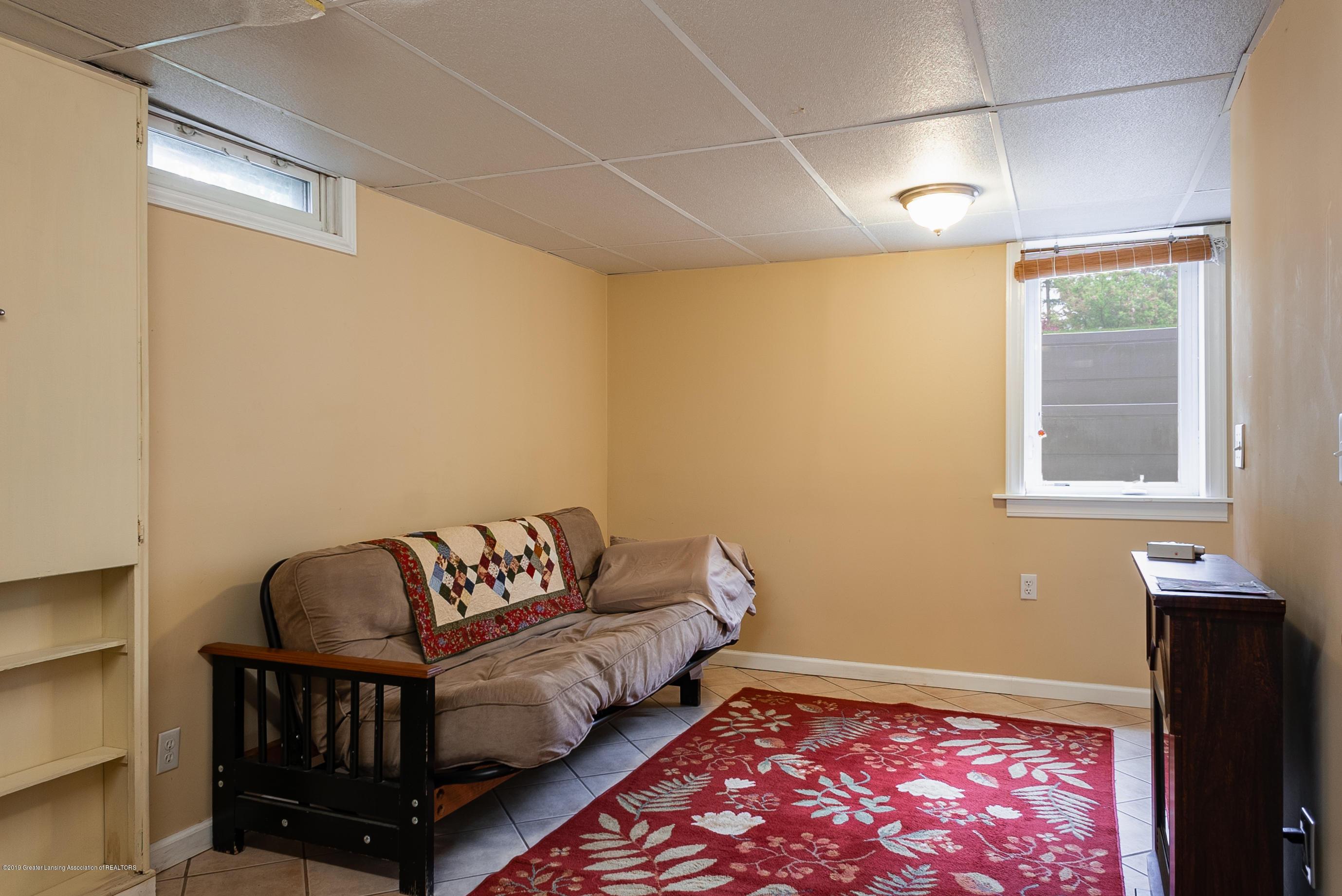 1416 N Homer St - bed 4 basement - 39
