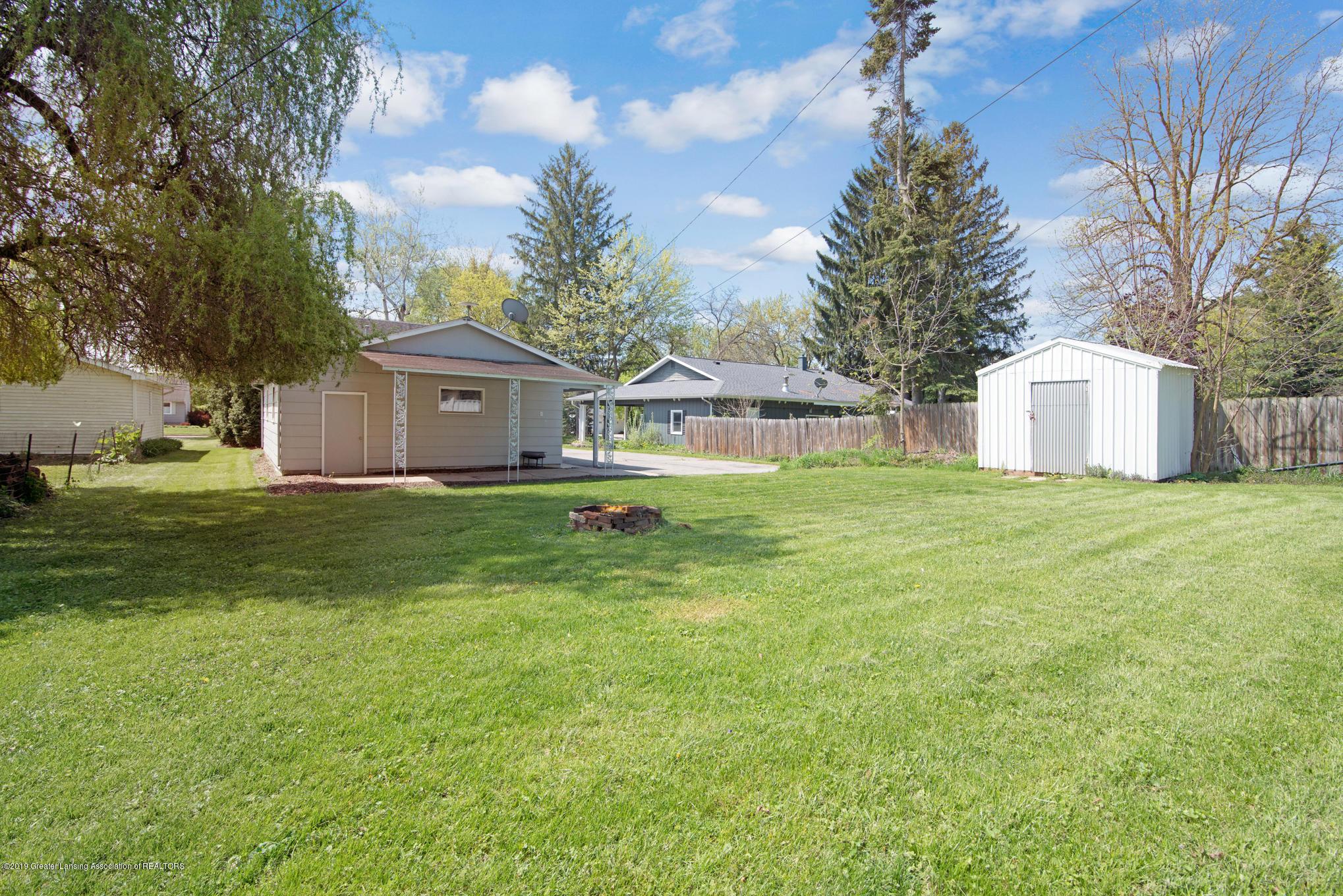 735 E Church St - Backyard - 25