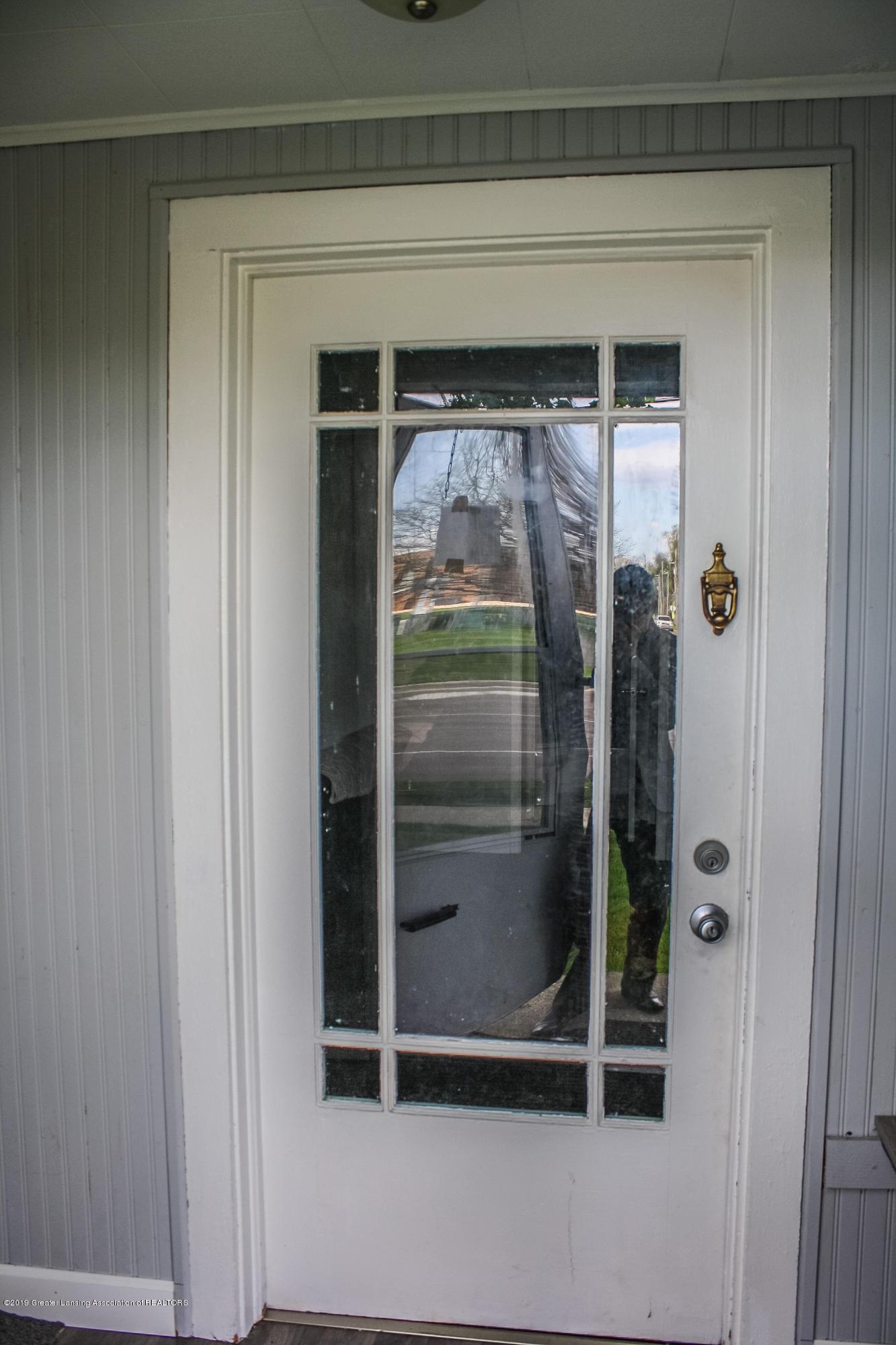 825 N Hagadorn Rd - Front Door - 3