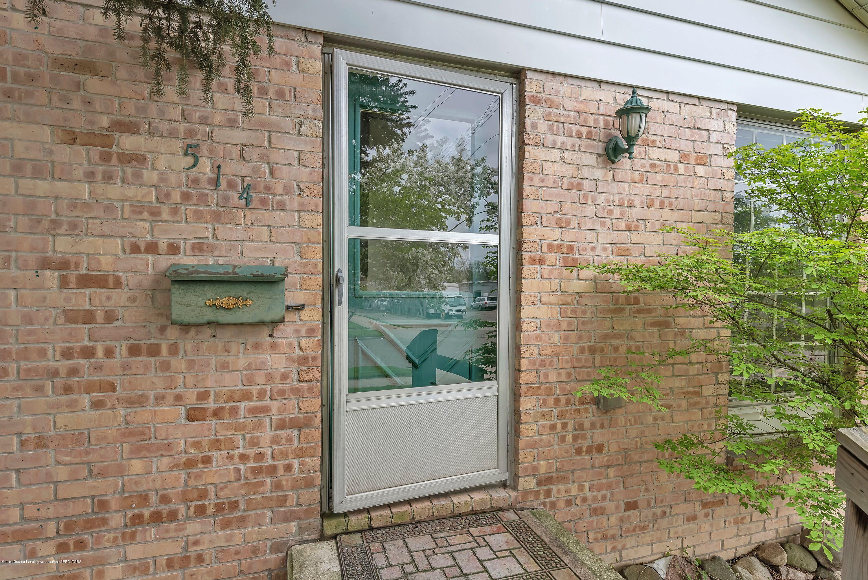 514 Fenton St - Front Door - 2
