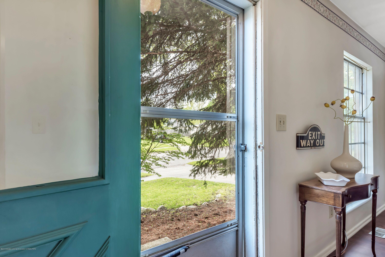 514 Fenton St - Front Door - Interior - 3