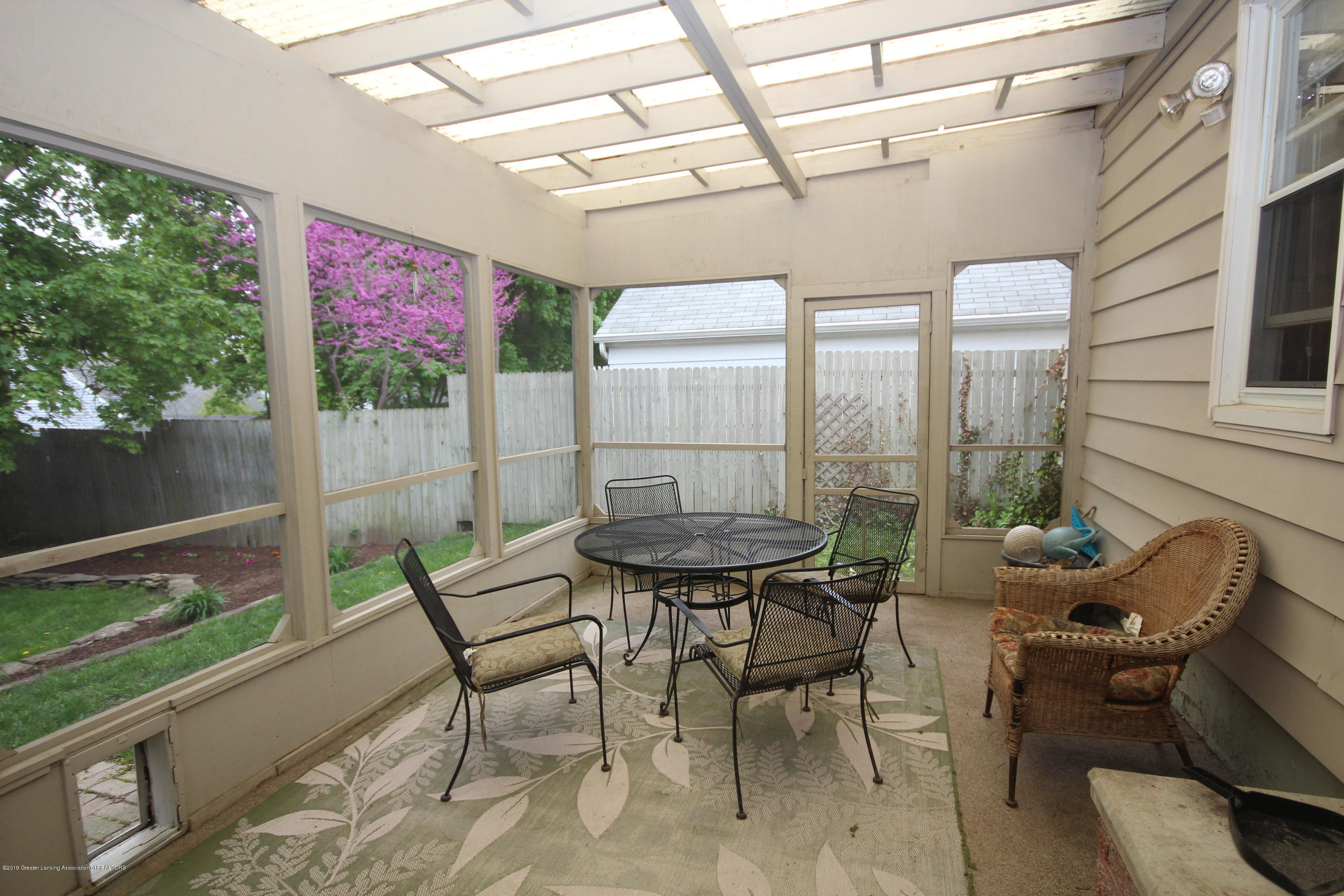 721 Downer Ave - Screened  Porch - 15