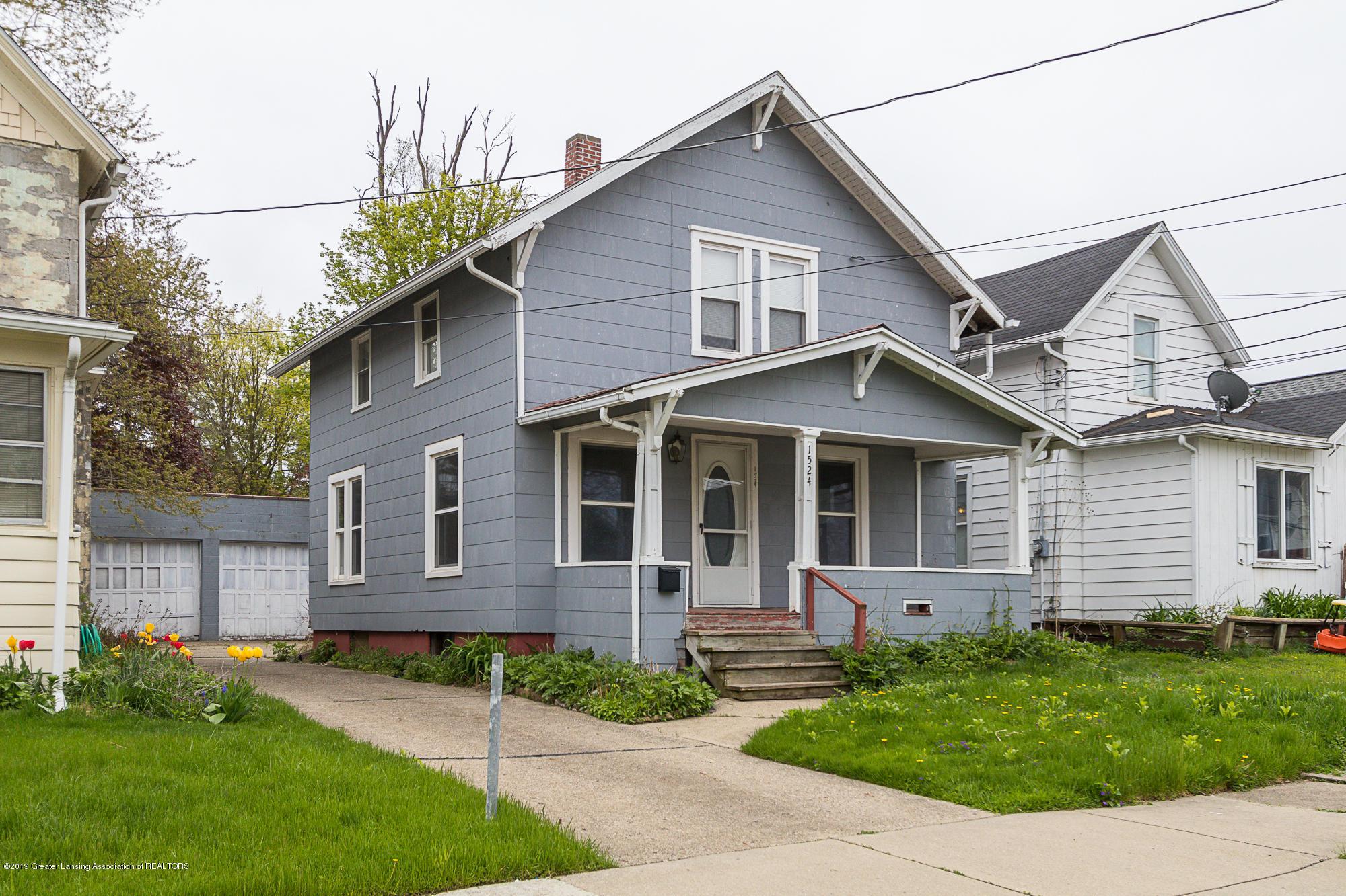 1524 Massachusetts Ave - Front - 1