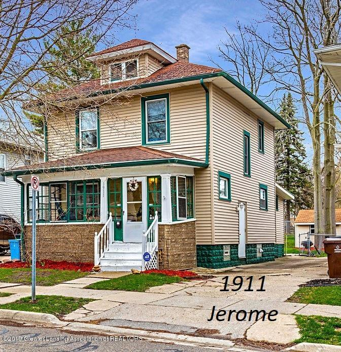 1911 Jerome St - FRONT EXTERIOR - 1